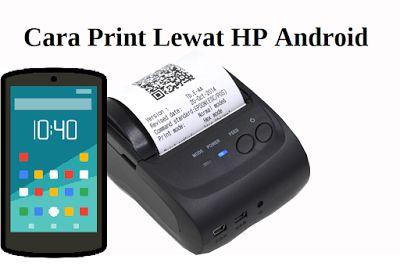 Cara Print File / Foto Lewat HP Android  Alternatif yang paling mudah adalah menggunakan smartphone android anda. Mungkin anda belum pernah mencoba yang satu ini, dan beranggapan bahwa smarphone hanya bisa digunakan sebagai alat komunikasi saja. Namun sebenarnya ada fungsi yang masih belum banyak orang ketahui yaitu bisa sebagai sarana mencetak file dokumen atau foto.  Selengkapnya: http://www.panduanbisnispulsa.com/2017/02/cara-print-file-foto-lewat-hp-android.html   #printlewatandroid…