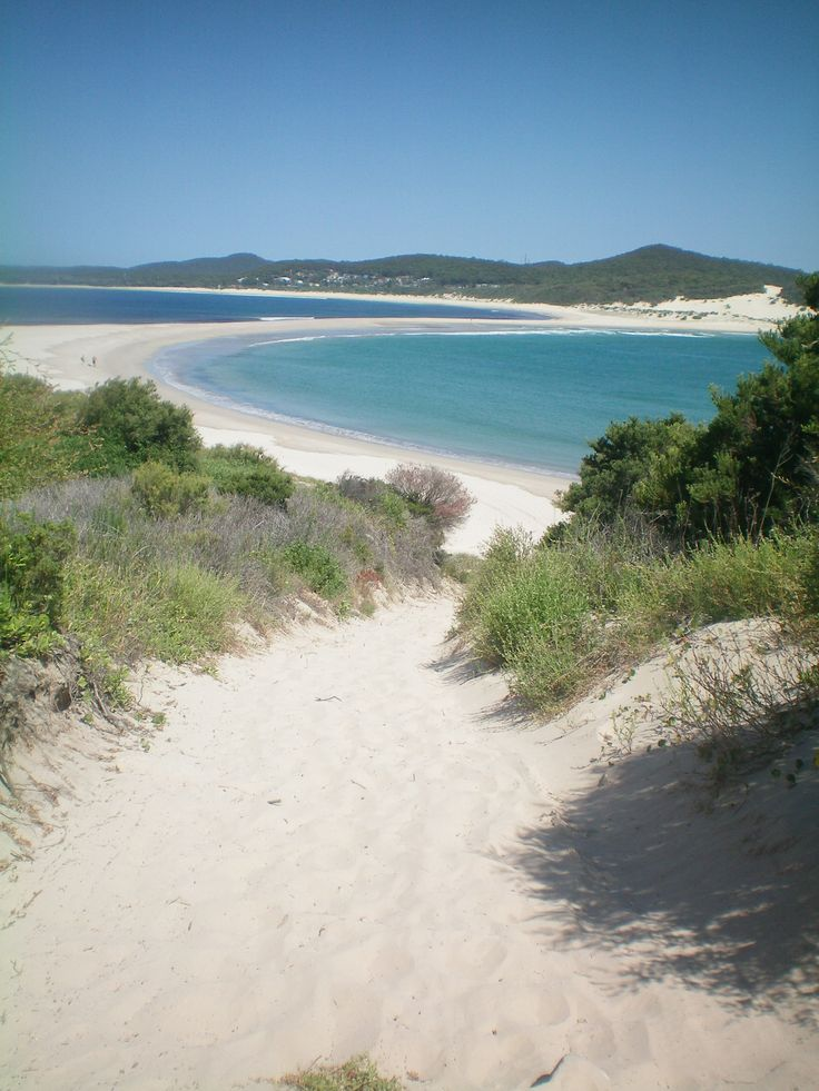 Fingal Bay, Port Stephens, NSW.