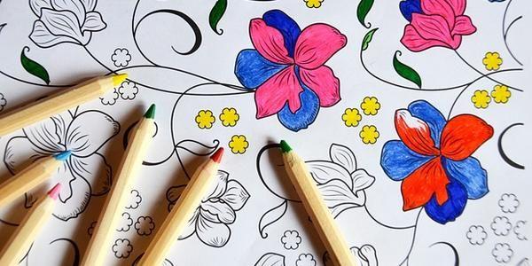 colorare benefici