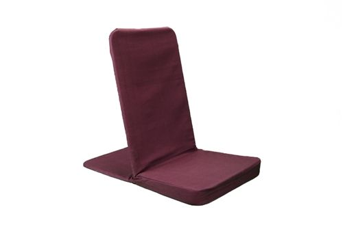 Back Jack Floor Chair - Back Jack chairs are popular, sturdy, economical portable meditation chairs for floor sitting.