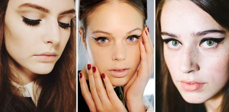 Eyeliner: ecco tutti i modi di applicarlo