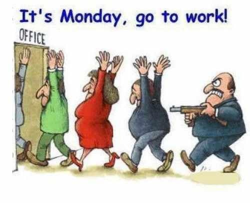 its mondayWork Funny, Happy Mondays, Mondays Quotes, Empowering Network, Funny Pictures, Mondays Mornings, Funny Quotes, Back To Work, Mornings Quotes