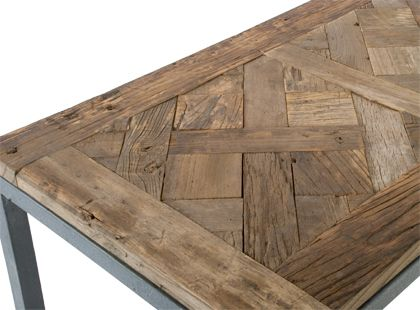 beautiful reclaimed wood. - 25+ Best Ideas About Reclaimed Wood Table Top On Pinterest