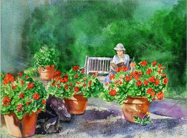 12- Beaux tableaux d' Irina  Sztukowski