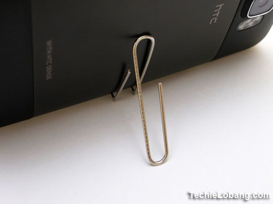 Upgrade A Paperclip By Turning It Into A Stand For Your Cell Phone