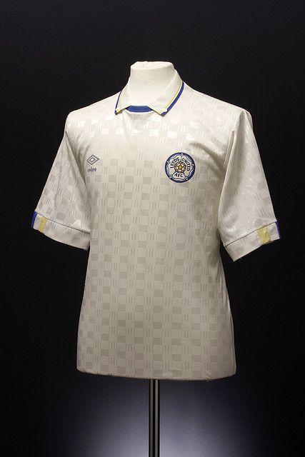 Leeds Football Shirt (1988-90)