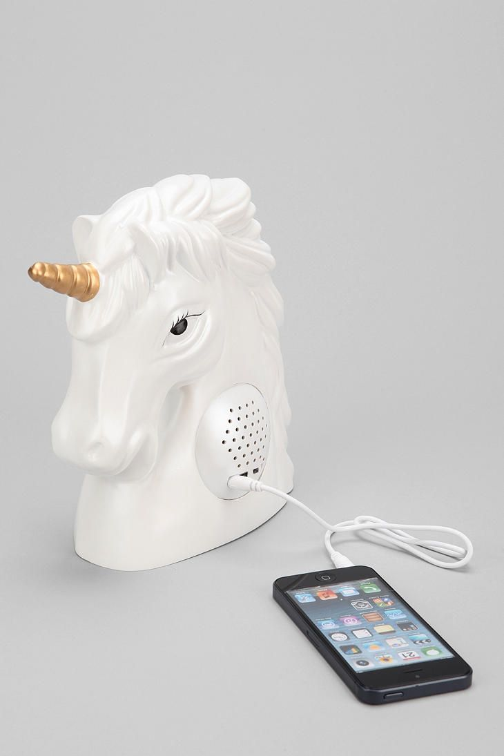 Unicorn Portable Speaker @ Urban Outfitters