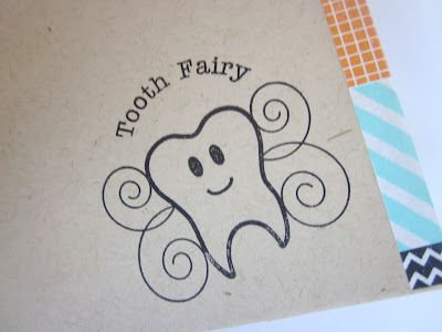 Embellishing Life: Tooth Fairy Passport