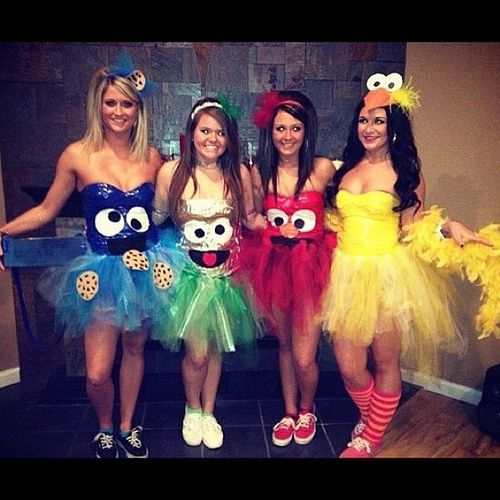 37 best kd images on Pinterest Costume ideas, Costumes and - cool group halloween costume ideas