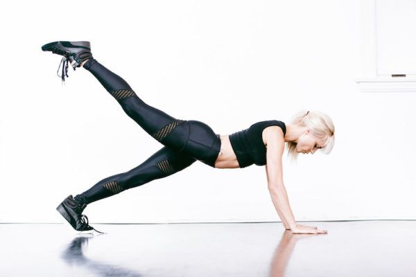The crunch-free core workout you need to try