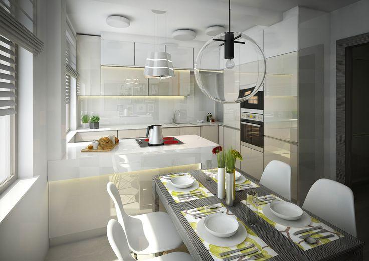 Návrhy kuchyní | AŤÁK DESIGN