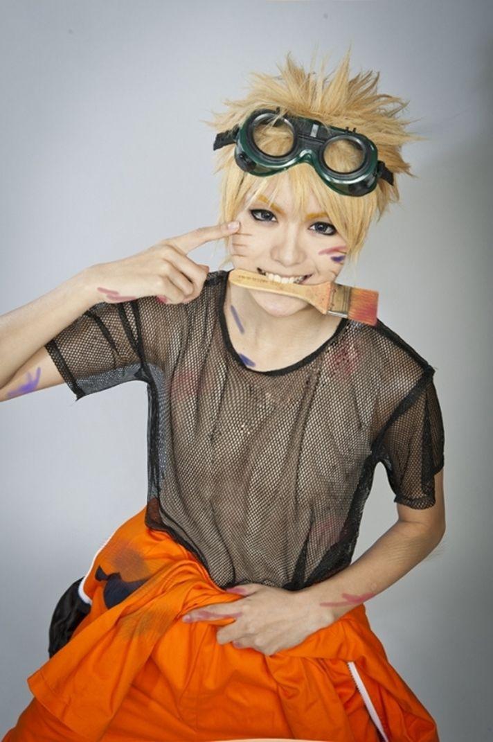 Resultado de imagen para naruto uzumaki cosplay