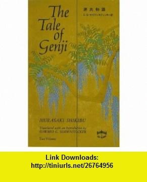 The Tale of Genji  ( 2 VOL) (9784805304389) Murasaki Shikibu, Edward G. Seidensticker , ISBN-10: 4805304383  , ISBN-13: 978-4805304389 ,  , tutorials , pdf , ebook , torrent , downloads , rapidshare , filesonic , hotfile , megaupload , fileserve