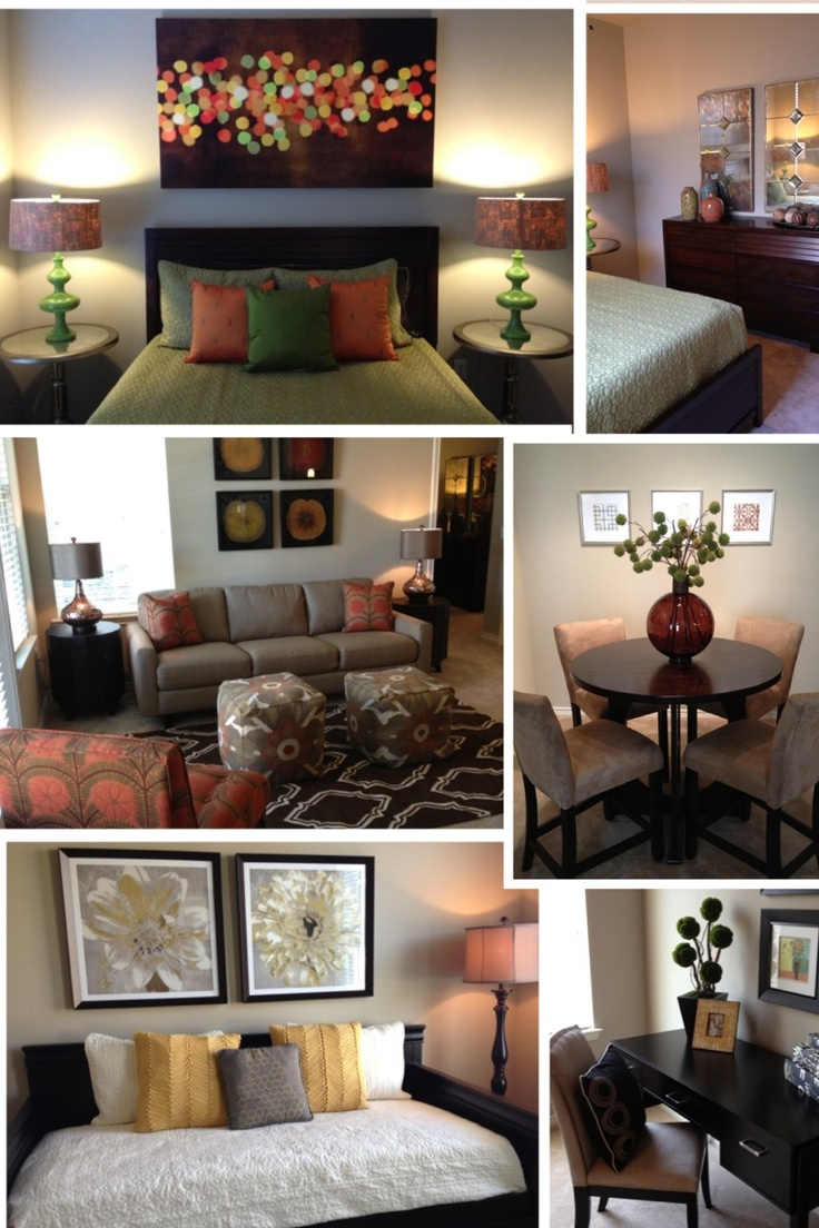 Great Design Ideas From Model Apartment Homes