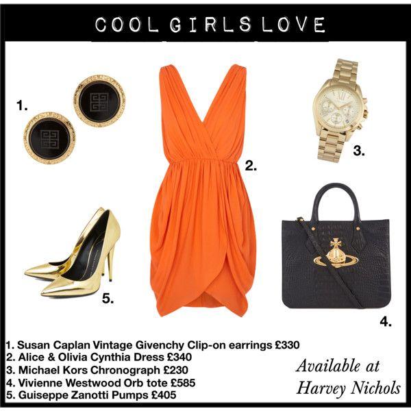 """Cool Girls Love Harvey Nichols"" by coolgirlslove on Polyvore"