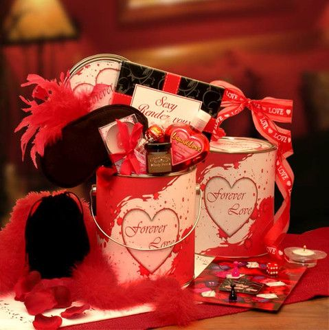 11 best honeymoon gifts images on pinterest honeymoon gifts forever love romantic gift pail negle Choice Image