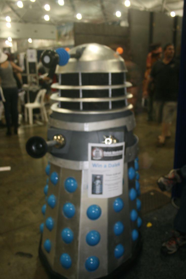 Autopsy Dalek - I could have won this at Suppernova