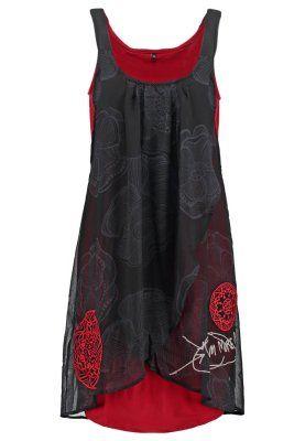 Pedir Desigual BLACKMILLE - Vestido informal - black por 74,95 € (7/03/16) en Zalando.es, con gastos de envío gratuitos.