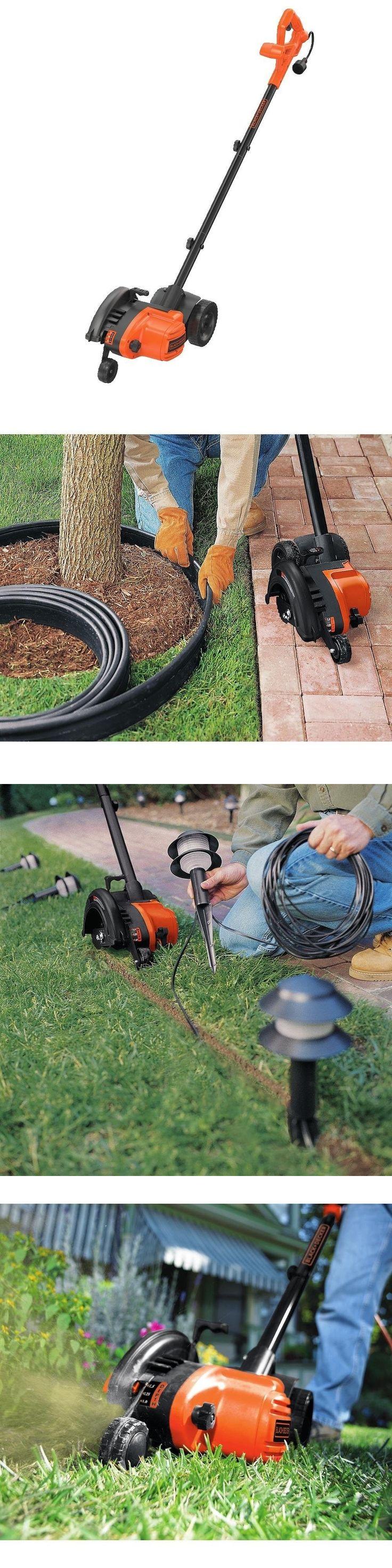 Home amp garden gt yard garden amp outdoor living gt patio amp garden - Edgers 71266 New Mower Electric Edger Trencher Trimmer Edge Hog Grass Cutter Lawn Garden Yard