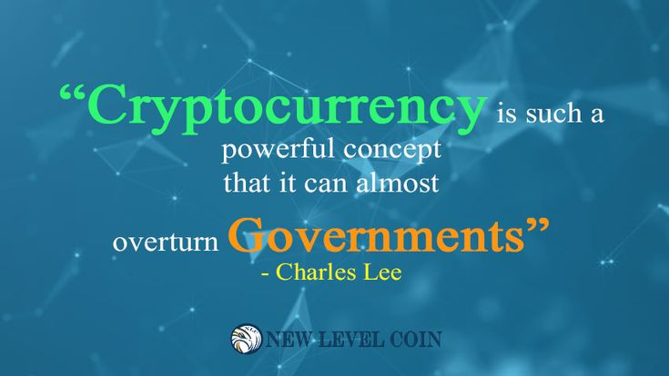 #cryptocurrency is such a powerful concept that it can almost overturn #governments .