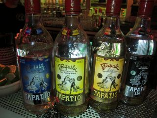 Tequila Tapatio  Tequila Tapatio is one of those legendary tequilas that was even hard to find in Mexico much less in the States. For years the closest you could...