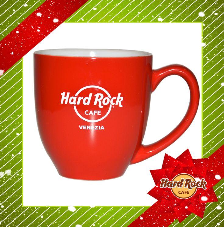#Mug #Red #Christmas #TazzaHRC #IdeaRegalo #Natale