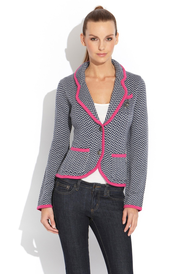 This blazer is adorable. Not courtroom appropriate, but still a need!