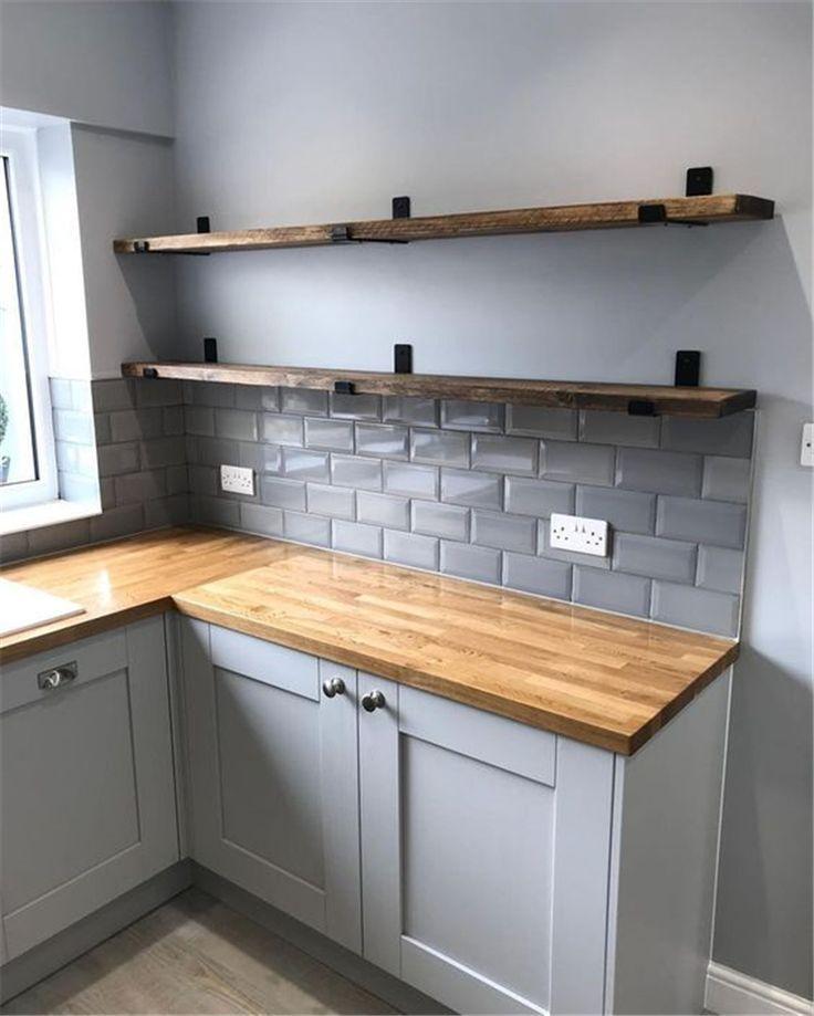 27 Küchen-Umbau-Ideen auf einem Etat
