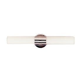 portfolio 2 light polished chrome bathroom vanity light 59.62