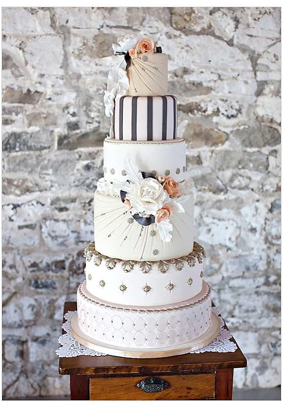 beautiful unique wedding cake Cake Ideas