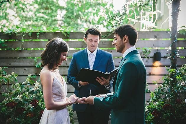 5 Must-Know Tips for Using a Friend as Your Wedding Officiant                                                                                                                                                                                 More