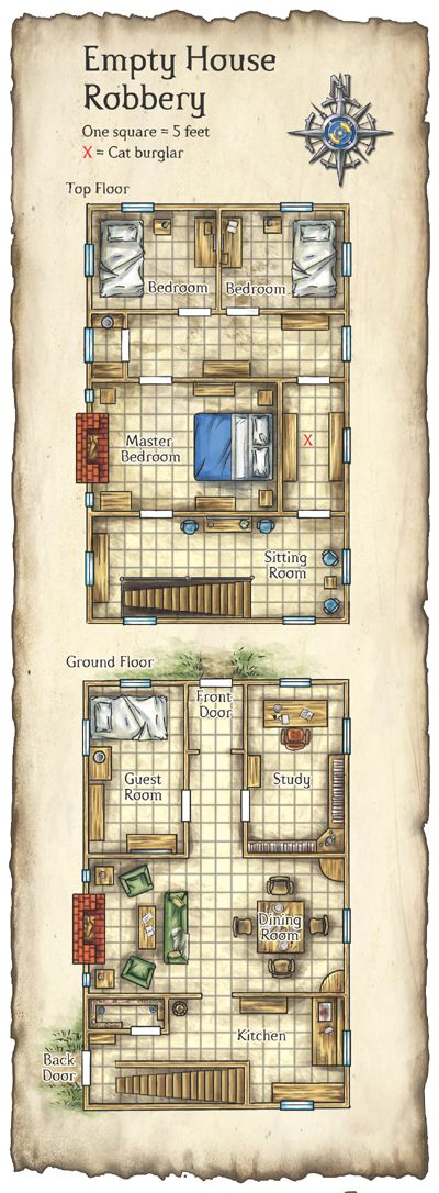 138 best d d images on pinterest dungeon maps fantasy for Floor 2 dungeon map