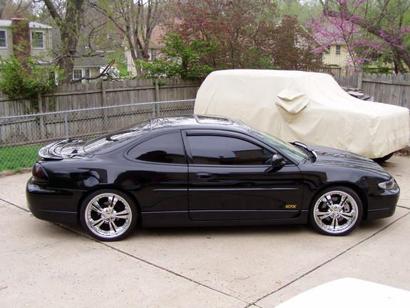 1999 pontiac grand prix gt with rims | 1999 Pontiac Grand Prix - Blue Springs, MO owned by cmetts369 Page:1 ...