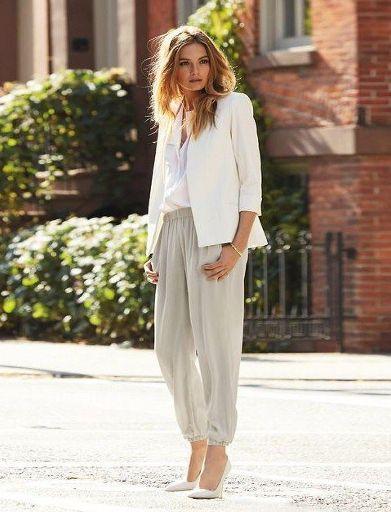 柔らかい素材で着心地の良さ満点♡ジョガーパンツコーデ、スタイル・ファッションの参考に♪