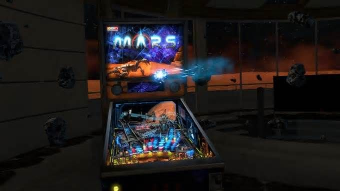 'Pinball FX2 VR' Overview #pinball #overview