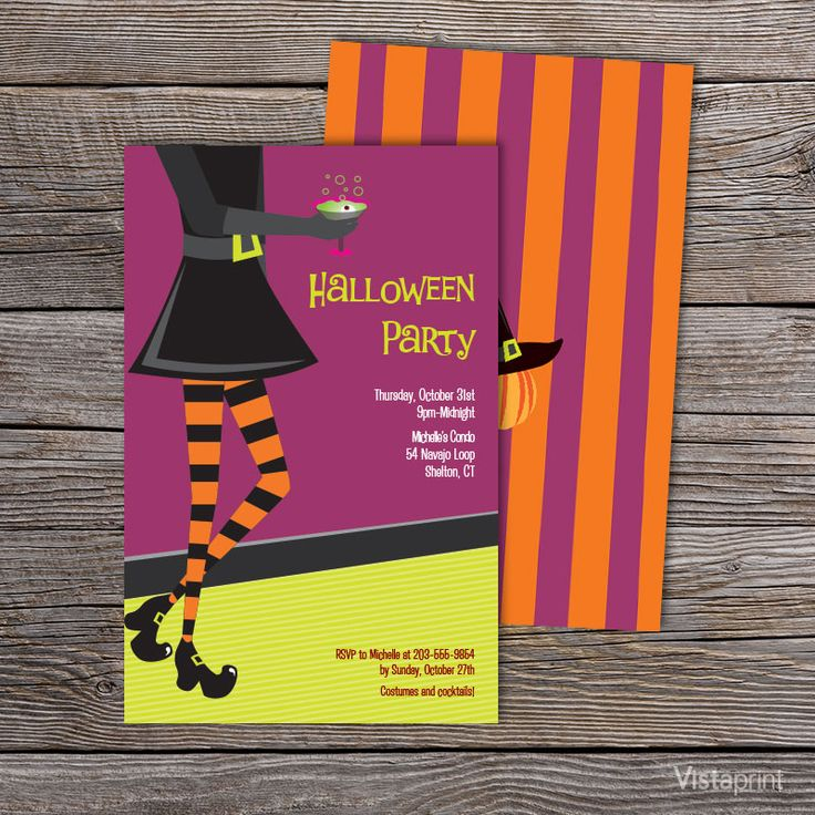 Pin By Vistaprint On Halloween Party Ideas