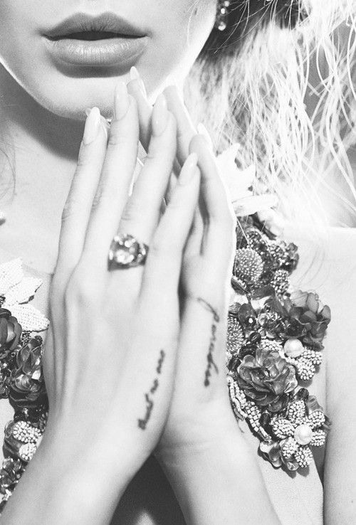 Lana Del Rey. Trust no one. Tattoo | Lana Del Rey ...