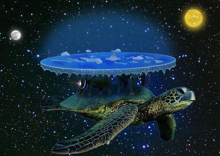 22 Best Flat Earth Myth Images On Pinterest