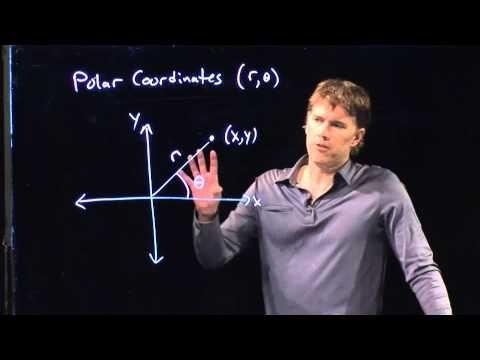 Polar Coordinate System - YouTube