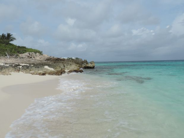 Clear Caribbean Waters