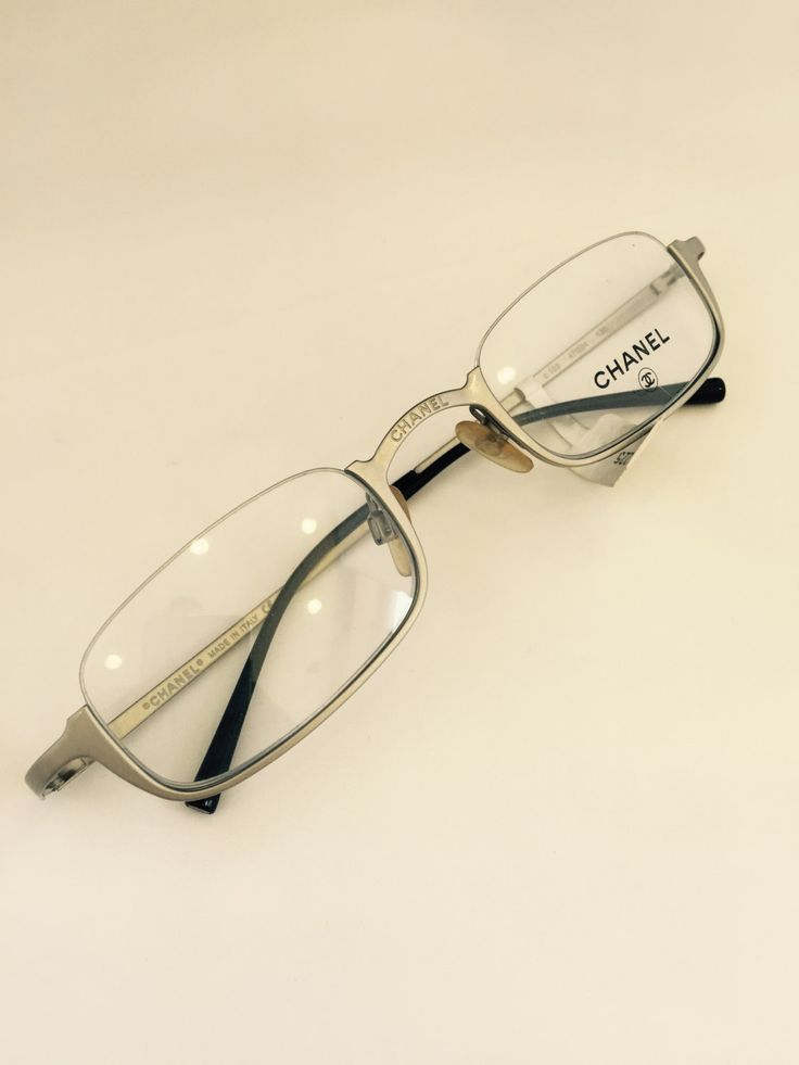 Chanel 2009 Authentic Vintage reading glasses by athensoptical on Etsy
