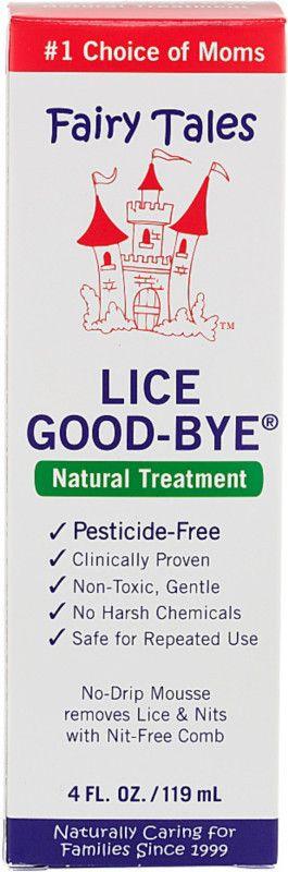 Fairy Tales Lice Good-Bye