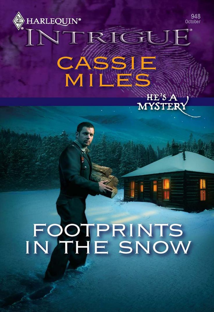 Footprints In The Snow: Cassie Miles: 9780373229482: Amazon.com: Books