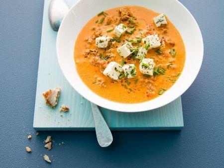 Diese wärmende Suppe sorgt für Glücksgefühle im Herbst!