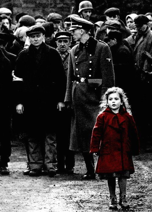 Shindler's List - The movie of my life... (...i have so much, and i can't help everyone, i'm miserable)