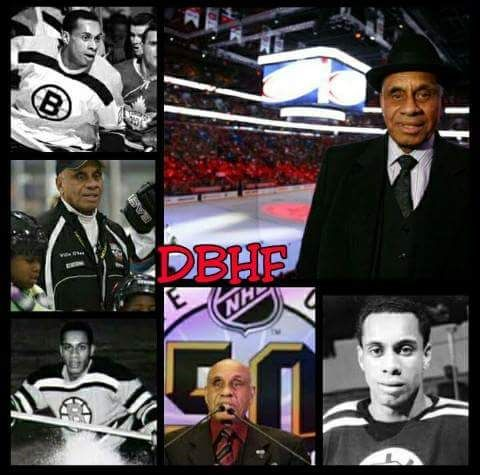 """81 year old year old Willie Eldon O'Ree, OC, ONB is a Canadian former professional ice hockey player, known best for being the 1st black player in the National Hockey League. O'Ree played as a winger for the Boston Bruins. O'Ree is referred to as the """"Jackie Robinson of ice hockey"""" due to breaking the …"""