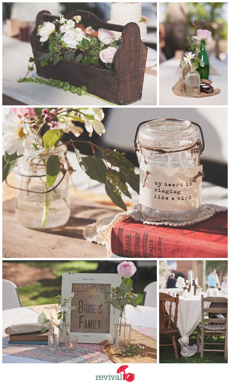 rustic wedding decorations for sale - Google Search