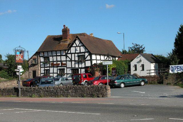 The Trumpet Inn - Trumpet, Herefordshire