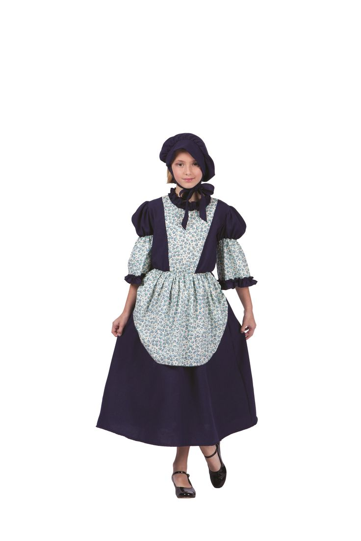 Nice Costumes Colonia Peasant Sarah Child Costume just added...