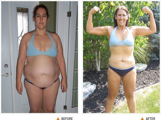 The 4th Annual Eat-Clean Diet® Makeover Challenge Winners ...